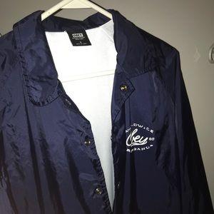Obey Coach's Jacket